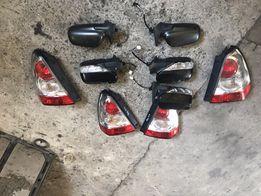Розборка, Авторозборка, Шрот, Subaru Forester 05-7 Зеркала стопи