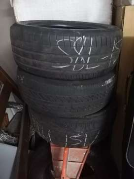 Selling tires