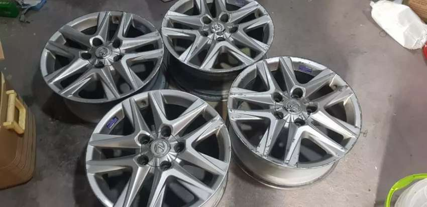Exotic wheels &tyres and accessories 0