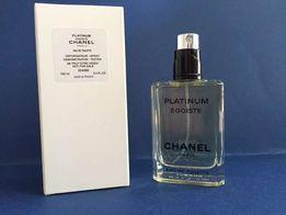 Тестер Chanel Egoiste Platinum 100 мл Шанель платинум эгоист оригинал