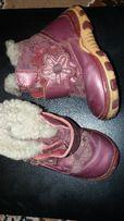 Зимние детские сапожки, сапоги Шалунишка