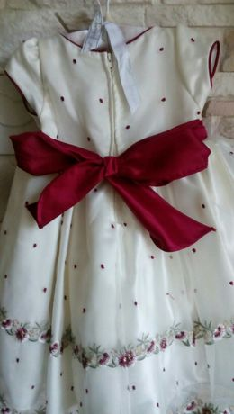 Плаття на рочок + повязка.Плаття для дівчинки Дрогобыч - изображение 2
