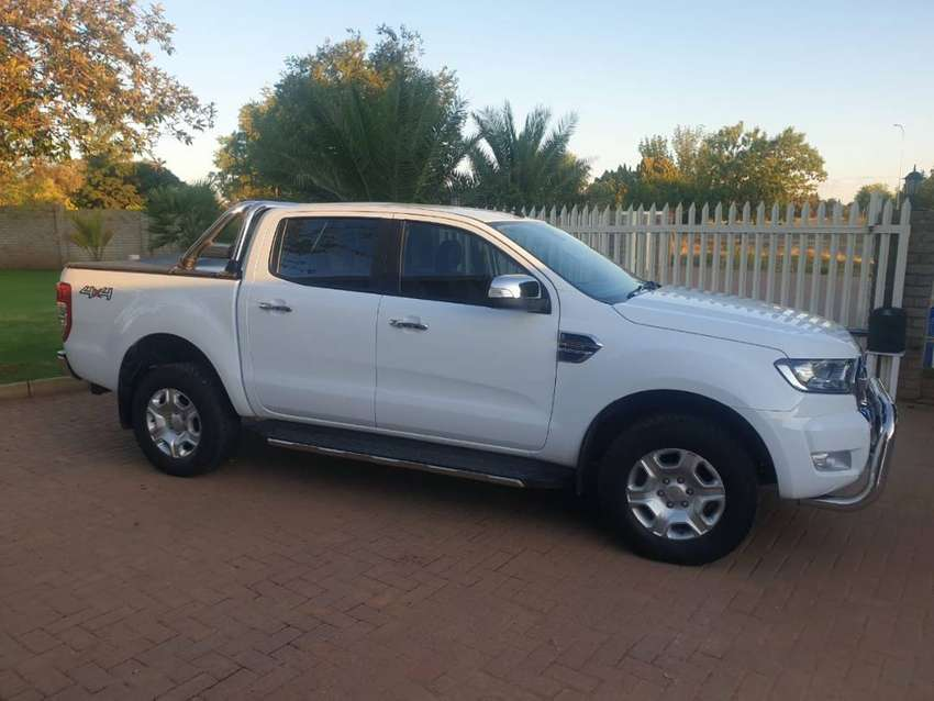 Ford Ranger Double Cab 0