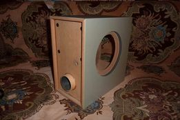 Коробка от сабвуфера Sven