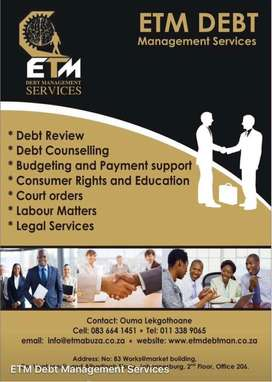 Debt Counselling Services