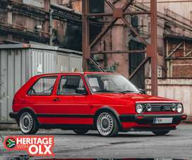 1985 Citi Golf - The Red Panther
