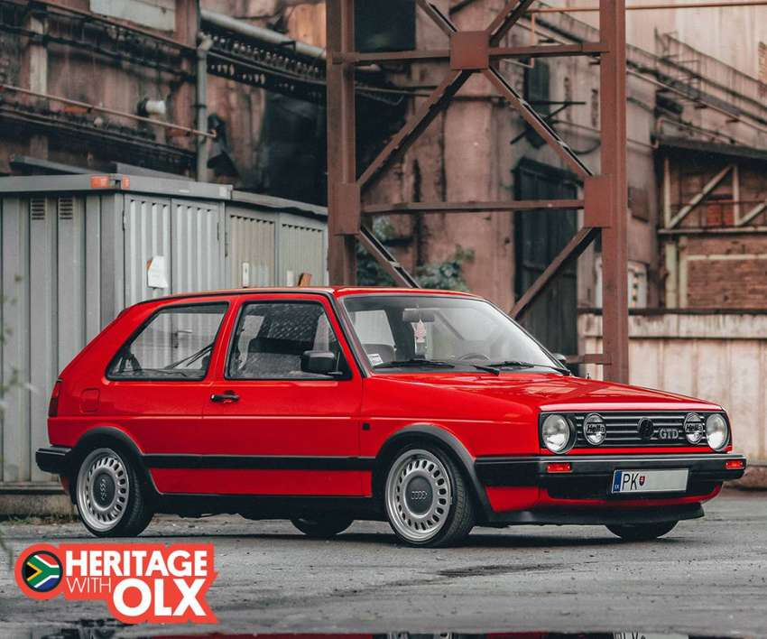 1985 Citi Golf - The Red Panther 0