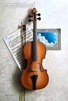 Музыкант (скрипач)