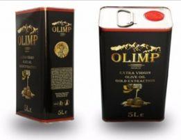 Оливковое масло Олимп 5л ароматное орехи сухофрукты
