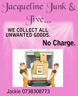 Please donate all unwanted items