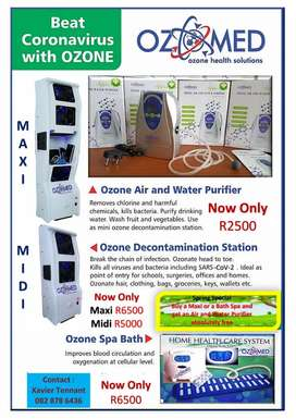 Ozomed Ozone Air and Water Purifier