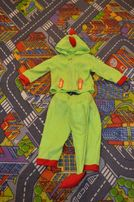 Продам карнавальный костюм Дракончика на возраст 1-2года