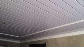 All types of ceilings