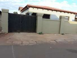 A Beautiful 2 Bedroom House For sale in Orange Farm