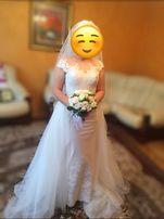 Продам свадебное, вечернее, нарядное платье