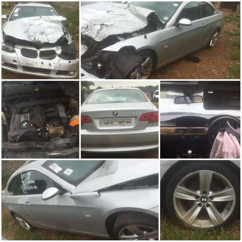 BMW E92 325i COUPE N52 SPARE PARTS 0