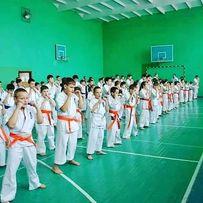 Проводится набор детей в группы Киокушин каратэ