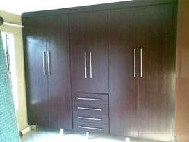 Kitchens and cupboards