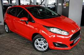 2017 Ford Fiesta 1.5 TDCi Trend  ONLY 55 000km