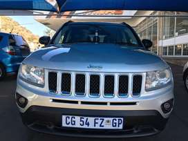 Jeep Compass 2.0 Limited auto