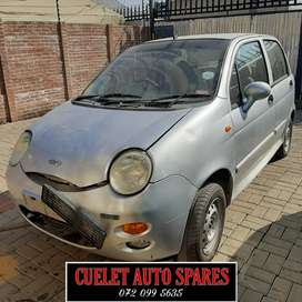 Chery QQ3 Breaking up for parts