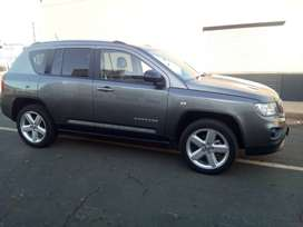 Jeep Compass 2.0 Limited Edition Automatic