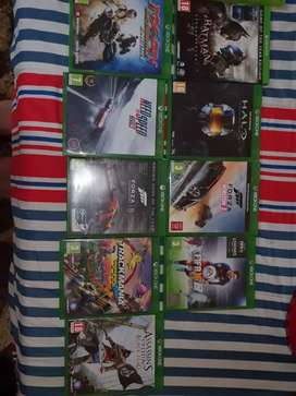 Xbox one and Xbox 360 games for sale