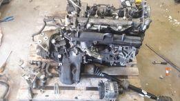 części opel corsa D (chłodnica, alternator,rozrusznik, turbo, głowica)