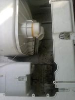 корпус стиральная машина Daewoo DW-500MPS