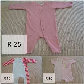 Girls Clothing 3 to 6 months