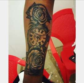 Tattoos in Durban