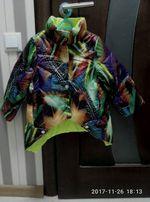 Продам новую демисезонную куртку на девочку