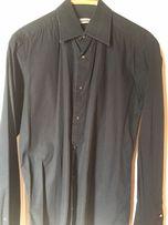 Рубашка,тениска lagerfeld(Versace) чёрная размер s Торг!