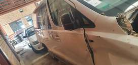 Hyundai h1 stripping for parts 2.4