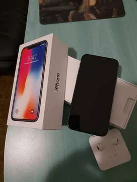 Iphone X 64GB Immaculate Condition