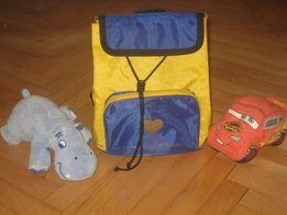 Детский рюкзачек игрушки в подарок