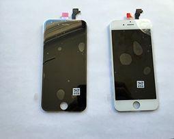 iPhone 6 6P 6S 6SP 7 7P 8 8P moduł wyświetlacza, LCD, biały/czarny