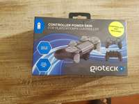 Image of Gioteck controler power skin ps4 new and still sealed