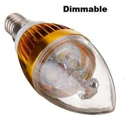 LED Dimmable Candle Lights