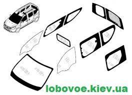 Лобовое стекло Toyota Sequoia Тойота Секвойя боковое заднее Автостекло Киев - изображение 2