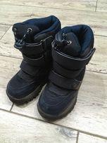Kozaczki śniegowce buty r. 23 wkładka 14 cm ideał