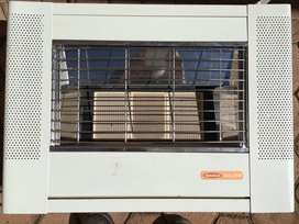 Winterheat Elite HP 25 Gas Heater