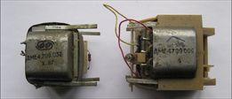 Трансформаторы и БП магнитофонов семейства «Весна»