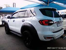 Ford Everest 3.2, Auto, XLT 4X4,2017