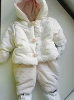Комбинезон Mothercare для новорожденной малышки в идеальном состоянии