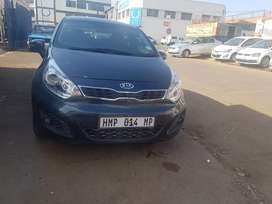 DIAKU AUTOS PTY LTD CAR'S Kia rio 1.4 tec 2013