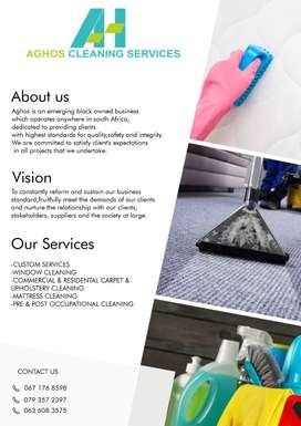 Aghos Cleaning Services