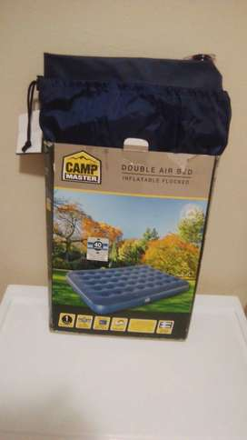CAMP MASTER AIRBED FOR SALE!