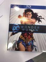 Bluray Wonder Woman nowy, folia