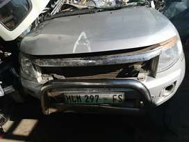 FORD RANGER 3.2TDCI XLT 2015 YEAR STRIPPING FOR SPARES BY K&R MOTORS